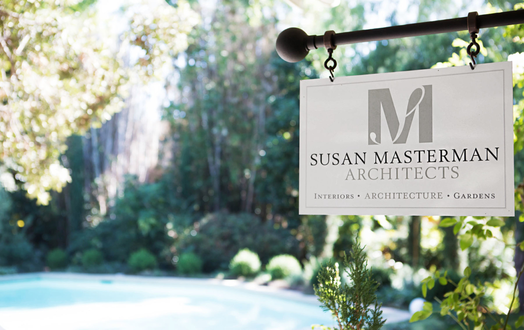 SUSAN MASTERMAN ARCHITECTS